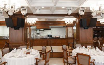 Банкетный зал ресторана Европа на Петербургской улице фото 2