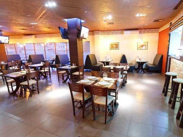 Меню ресторана ZulluS (Зулус) в Аврорах