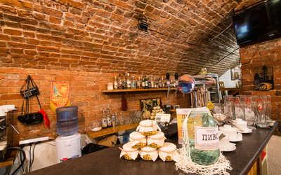 Банкетный зал ресторана Старая квартира в Самарской