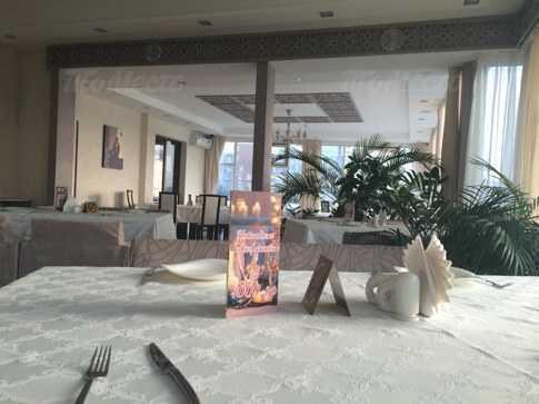 Меню ресторана Сказочный Восток в Марселе Салимжановой