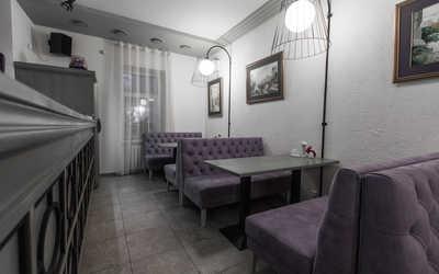 Банкетный зал кафе Шербурские зонтики на улице Гоголя фото 2
