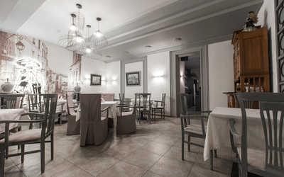 Банкетный зал кафе Шербурские зонтики на улице Гоголя фото 1