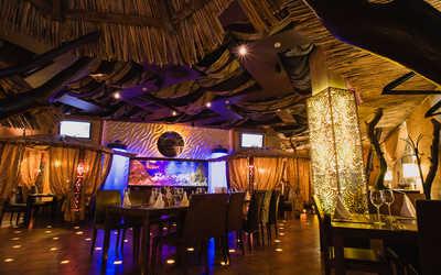 Банкетный зал ресторана Сахара (Sahara) на улице Петербургской