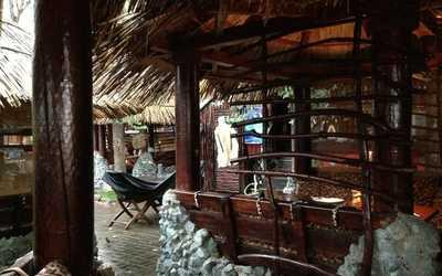 Банкетный зал ресторана Сахара (Sahara) на улице Петербургской фото 3