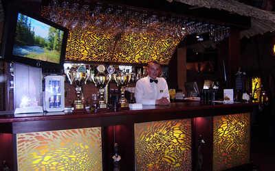 Банкетный зал ресторана Сахара на Право-Булачной улице