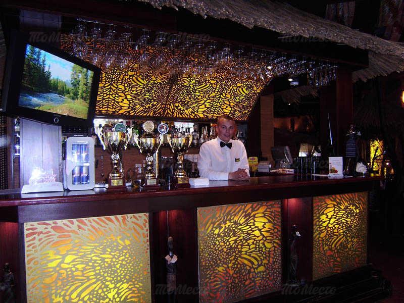 Меню ресторана Сахара на Право-Булачной улице