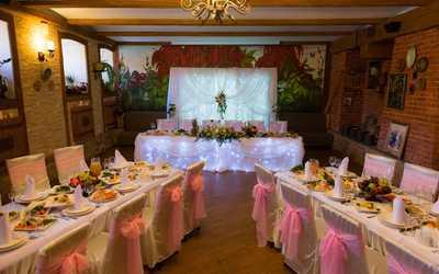 Банкетный зал ресторана Амарант на Обводном канале фото 3