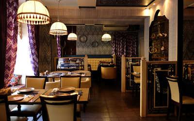 Банкетный зал ресторана Плов без слов на Литейном проспекте