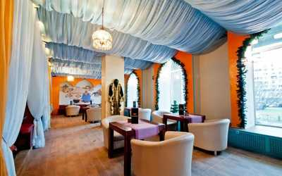 Банкетный зал ресторана Kazan (Казан) на Богатырском проспекте фото 1