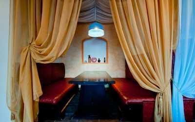 Банкетный зал ресторана Kazan (Казан) на Богатырском проспекте фото 3