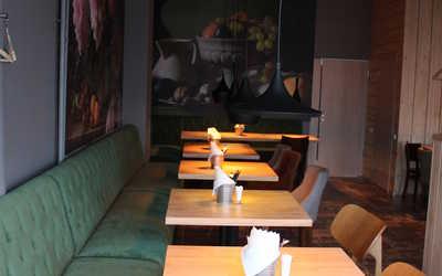 Банкетный зал ресторана Familia (Фамилиа) в Туристской