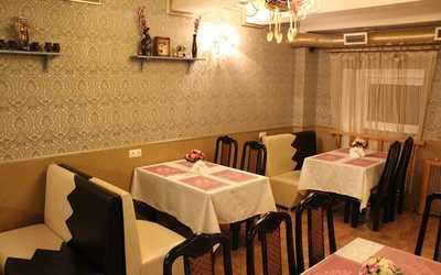 Банкетный зал кафе Мерани в Захарьевской