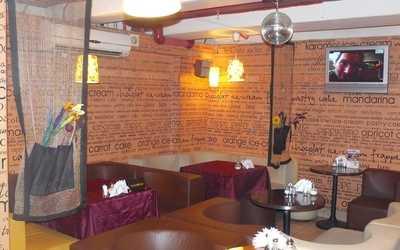 Банкетный зал кафе Крокус в Просвещениях