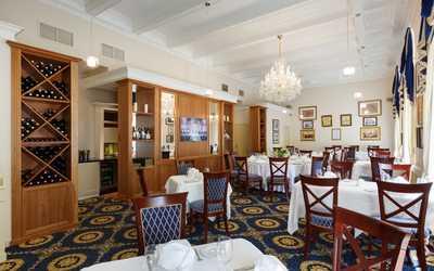 Банкетный зал ресторана Дворянское собрание на Итальянской фото 1