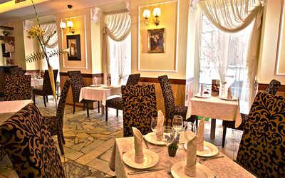 Банкетный зал ресторана Бульвар в Сиреневом фото 1