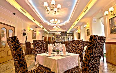 Банкетный зал ресторана Бульвар в Сиреневом фото 3