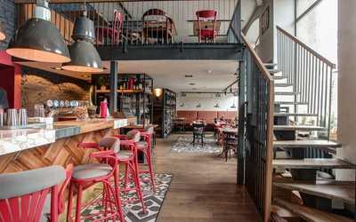 Банкеты ресторана Компания на Ординарной фото 3