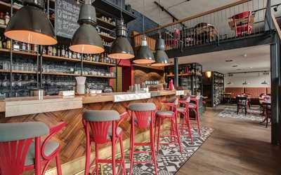 Банкеты ресторана Компания на Ординарной фото 2