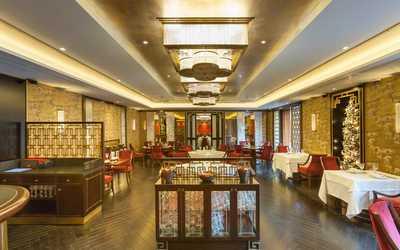 Банкетный зал ресторана Tse Fung на Рубинштейна