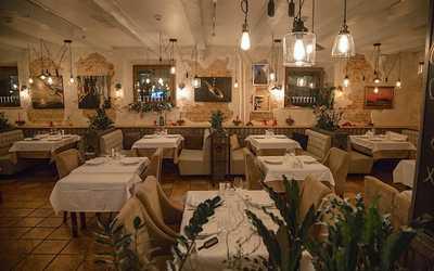 Банкетный зал ресторана Субботица на Садовой-Кудринской улице