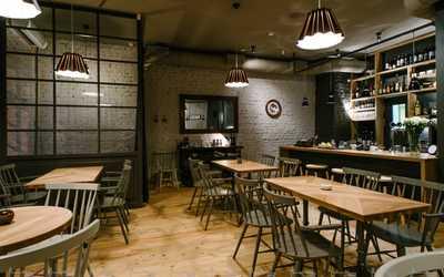 Банкетный зал кафе Piggy (Пигги) в Лиговском