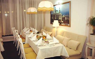 Банкетный зал ресторана Монте Карло в Красносельской М.