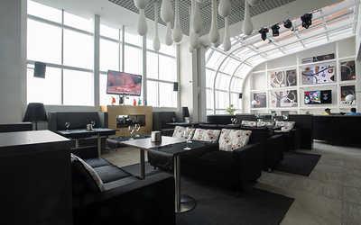 Банкетный зал ресторана Divini caffe (Дивини) на Московском шоссе 17 км Ясная поляна