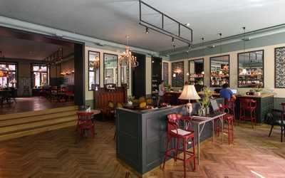 Банкетный зал бара, кафе, ресторана Дети райка в Рубинштейне
