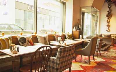 Банкетный зал ресторана La Mia Georgia (Ла Миа Джорджиа) на Сущевской улице