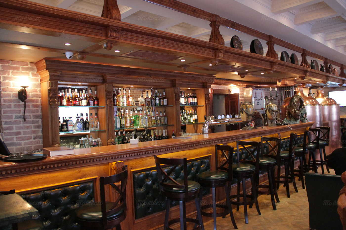 Меню бара, паба, пивного ресторана Бар, которого нет (бывш. Burik-Beer) на улице Белинского