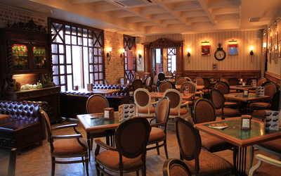Банкетный зал бара, паба, пивного ресторана Бар, которого нет (бывш. Burik-Beer) на улице Белинского
