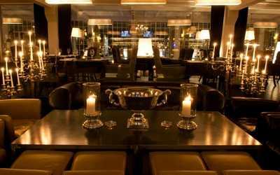 Банкетный зал бара, ресторана Royal Bar (Роял Бар) на Ленинградском шоссе