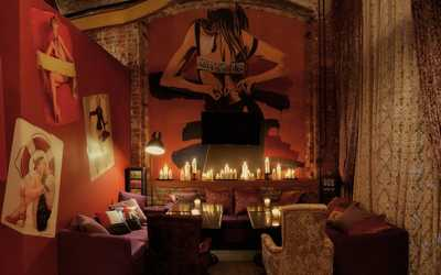 Банкетный зал бара, ночного клуба, ресторана Andy's Restobar (Эндис Рестобар) на Рочдельской улице