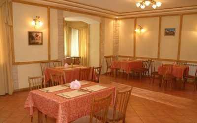 Банкетный зал кафе, ресторана Баден баден (Baden baden) в Сулеймановом