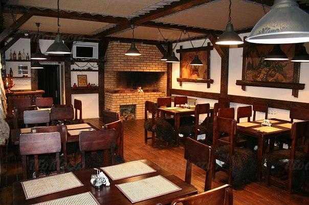 Меню ресторана Тифлис в Урицкоге