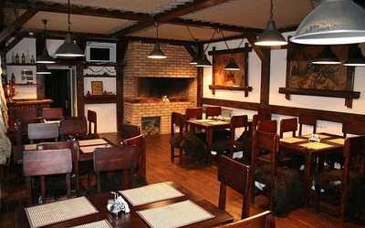 Банкетный зал ресторана Тифлис в Урицкоге