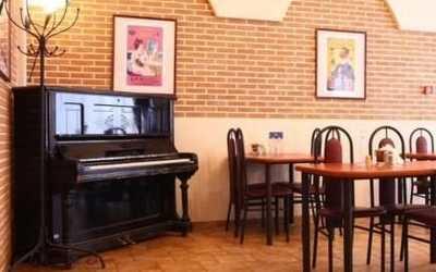 Банкетный зал кафе Маркус (Marcus) в 10-мне В. О.