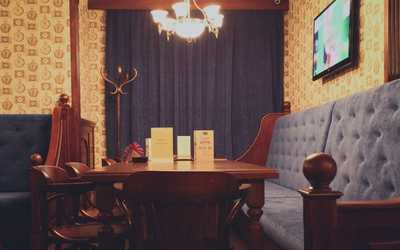 Банкетный зал паба The Times (Таймс) на Ленинском