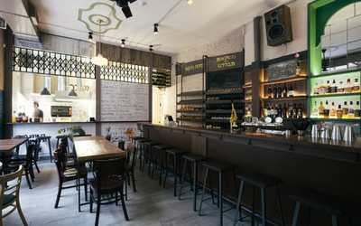 Банкетный зал кафе Бекицер в Рубинштейне