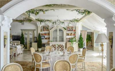 Банкетный зал ресторана Милан на улице Бутлерова фото 2