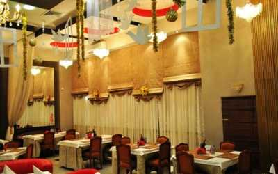 Банкетный зал ресторана Премьер (Premier) в Спартаковской