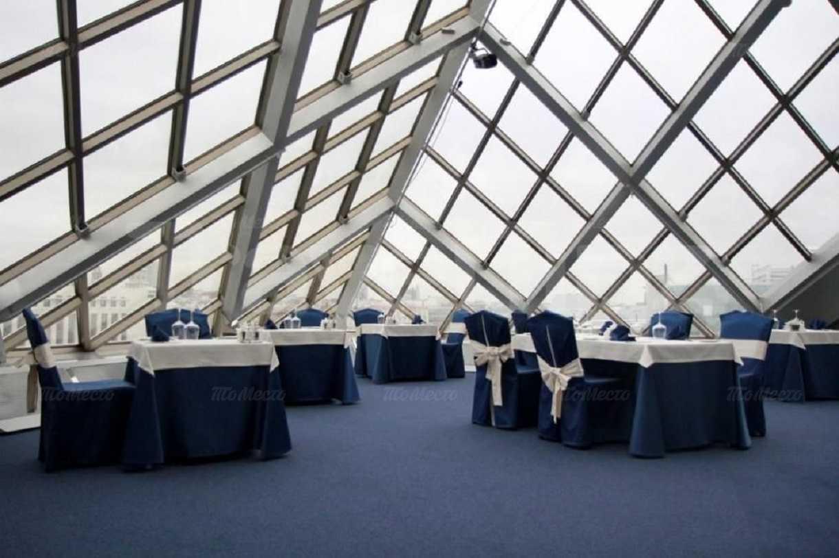 Меню ресторана Пирамида на Московской