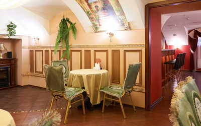Банкетный зал ресторана Вельможа в Союзе Печатникове