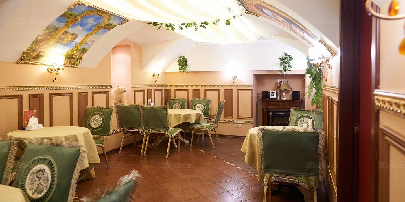 Меню ресторана Вельможа в Союзе Печатникове