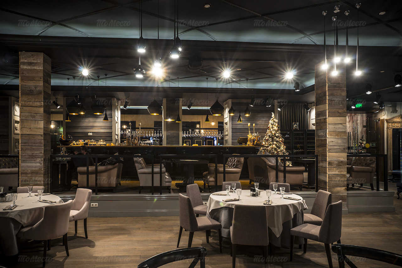 Меню караоке клуба, ресторана Del Mare Cafe в Саввинской