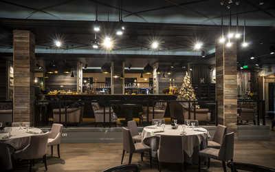 Банкетный зал караоке клуба, ресторана Del Mare Cafe в Саввинской