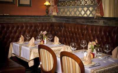 Банкетный зал ресторана Ранчо на улице Гоголя
