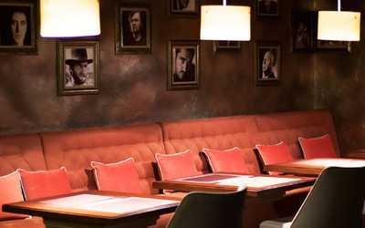 Банкетный зал ресторана Сербия в Романове