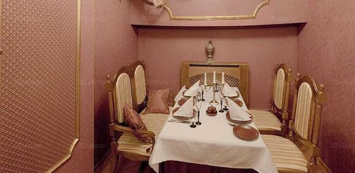 Меню ресторана Манилов (Manilov) в Гагариной