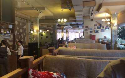 Банкетный зал ресторана Телячьи нежности в Восточной